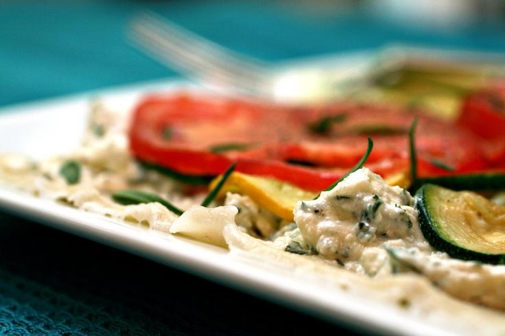 Lazy Summer Lasagna | Recipe Ideas | Pinterest