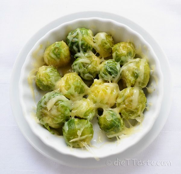 Sauteed brussel sprouts with cheese | Cooking... YUM... YUM!!! | Pint ...