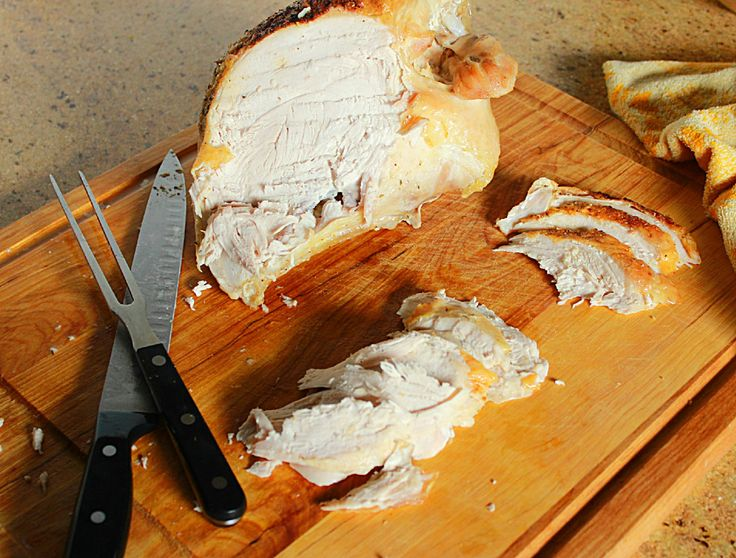 Brined Turkey Breast | The Kitchen Awaits | Pinterest