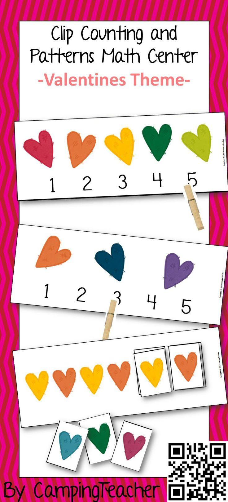 valentine's day math coloring pages