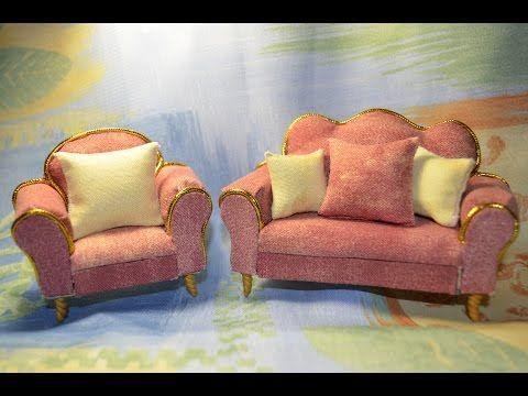 Мебель мягкая своими руками мастер класс
