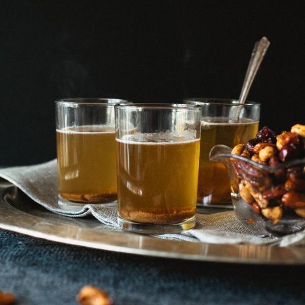 Hot Buttered Rum | Cuisine | Pinterest