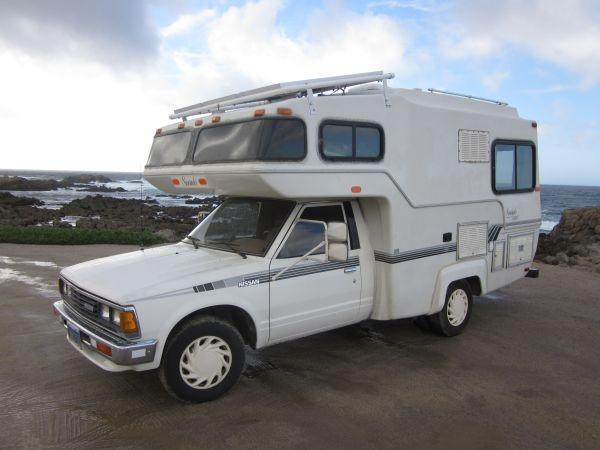 1984 Nissan Sunrader Rv Rv 39 S Trailers Campers