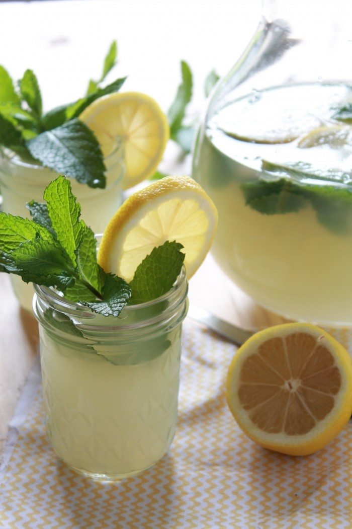 mint-lemonade | RUHEE M BINDRA | Pinterest