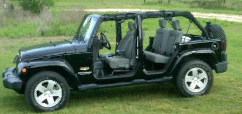summertime jeep!!