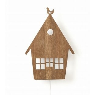 Ferm Living huis lamp  Thuis - de kinderkamer  Pinterest