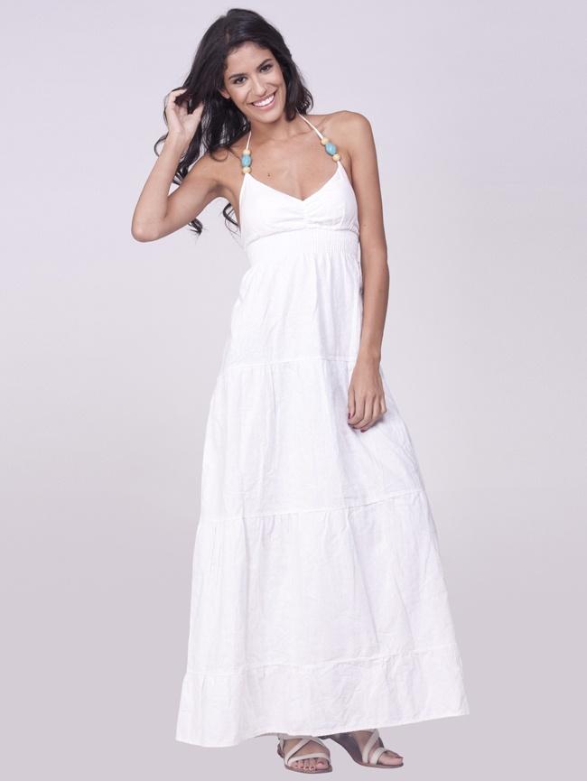 29 comfy white linen beach dress florida pinterest for White linen dress for beach wedding