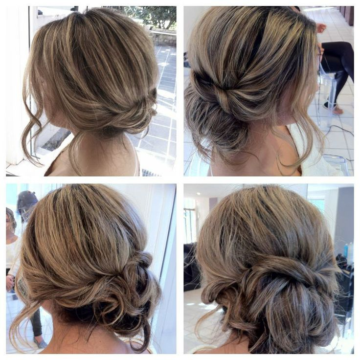 low maintenance hairstyles for fine hair : ... hairstyles low bun hairstyles loose low bun hairstyle hair updos