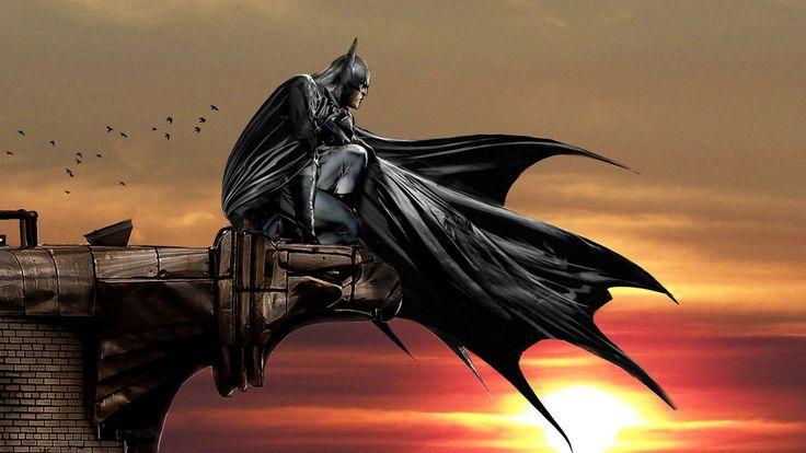Gotham's Guardian by John Gallagher