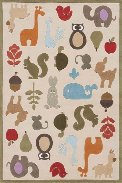 Lil Mo Whimsy Area Rug Baby Stuff Pinterest
