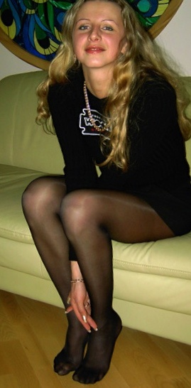 Lovely. Black pantyhose feet. | Places to Visit | Pinterest: pinterest.com/pin/306737424592190815