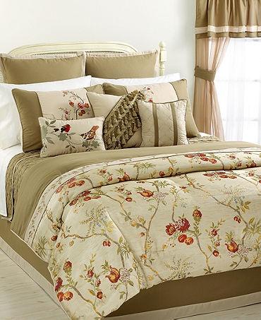 Aubrey 22 Piece Comforter Set Macy S Bedroom Pinterest