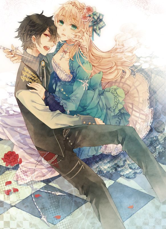 Anime Vampire | Anime Couples | Pinterest