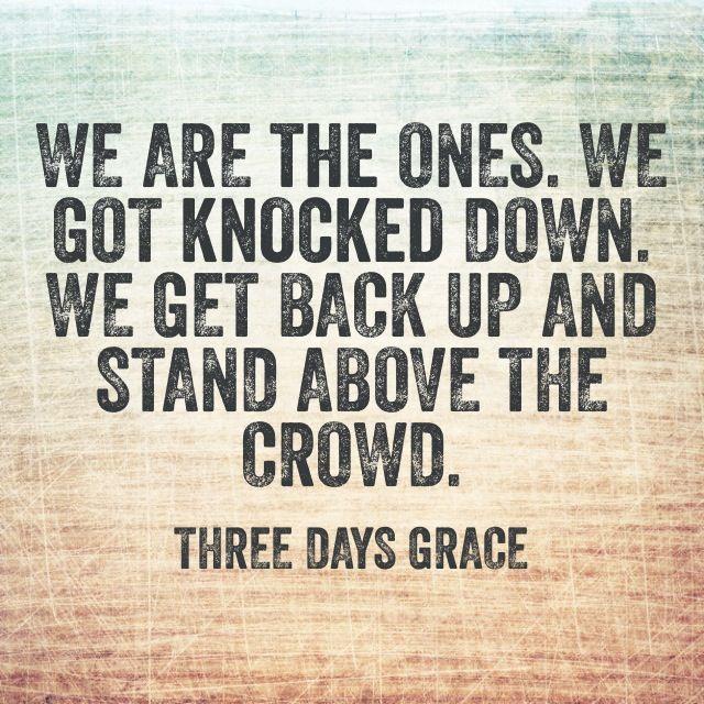 Three Days Grace - One x (With Lyrics) - YouTube