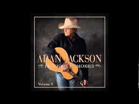 Alan jackson there is power in the blood from the album precious
