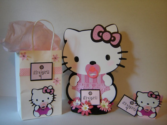 hello kitty baby shower decorations hello kitty baby shower