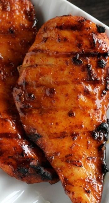 Spicy Honey Chicken Recipe ~ This Spicy Honey Chicken is marinaded in ...