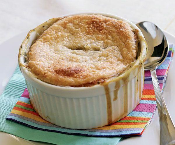Old-Fashioned Chicken Pot Pie recipe