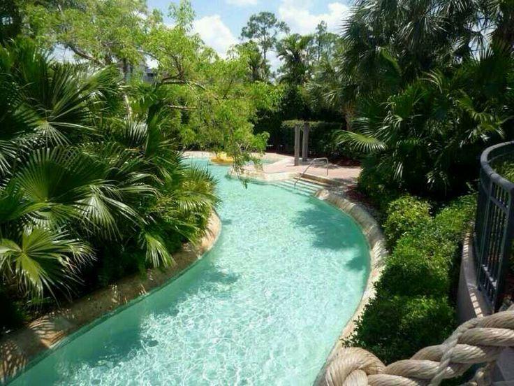 Backyard Lazy River Creative Alluring Design Inspiration