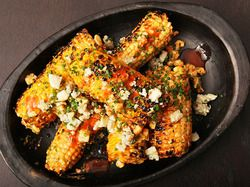 buffalo grilled corn.... yumm