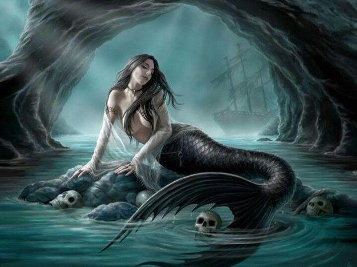 17 Best images about Evil mermaids on Pinterest | Mermaids ...