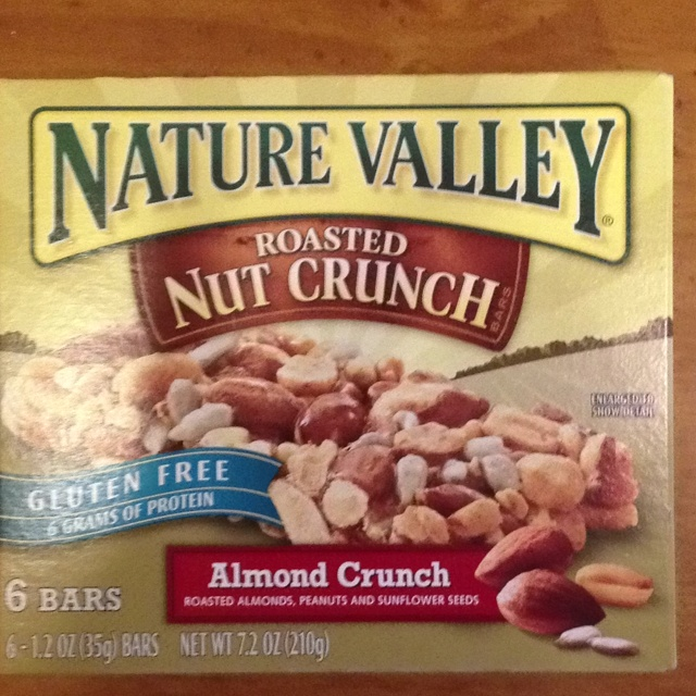 Gluten free granola bars | NOM NOM NOM | Pinterest