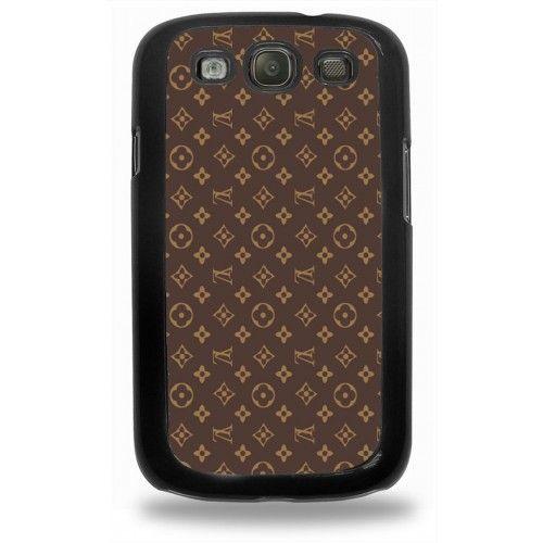 Case Design louis vuitton cell phone cases : Louis Vuitton Pattern Samsung Galaxy S3 Case - Hard Plastic Cell Phone ...