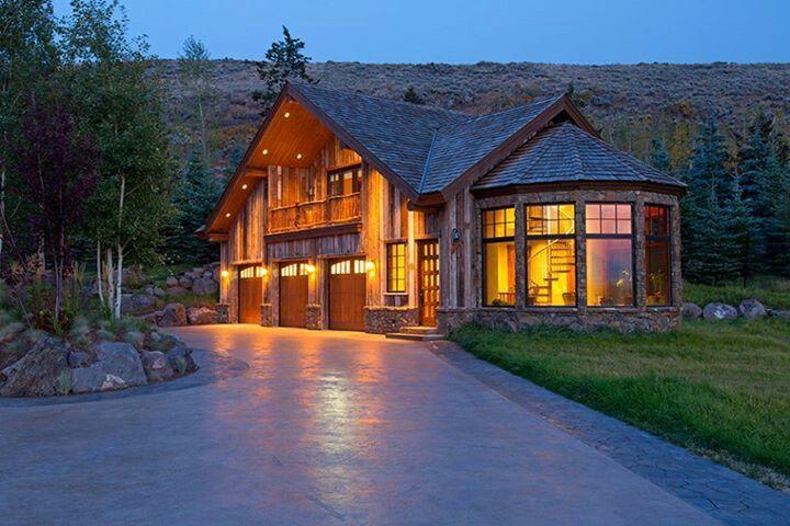 Beautiful Awesome Log Cabins Pinterest