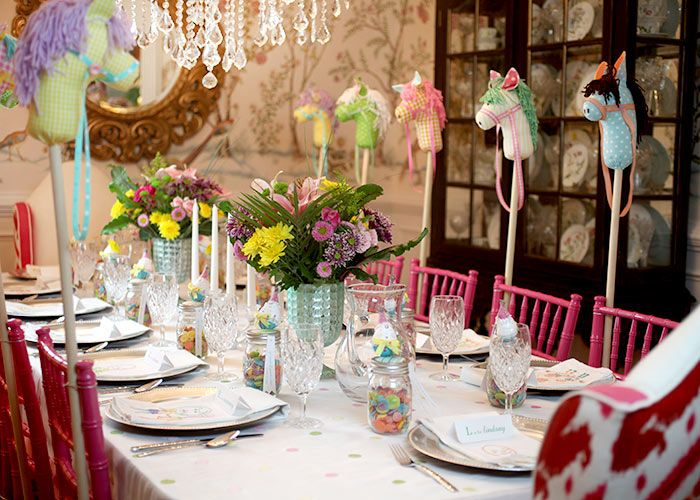 baby shower brunch table setting table scapes pinterest
