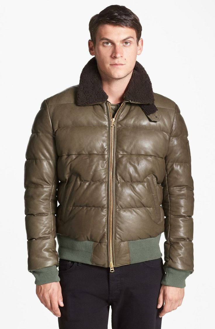 Quilted jacket mens fashion 11