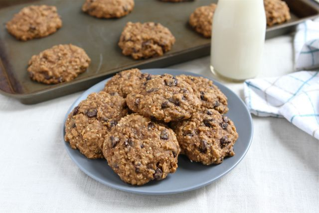 Quinoa-Cookies from Two Peas and their Pod--- These are delicious ...
