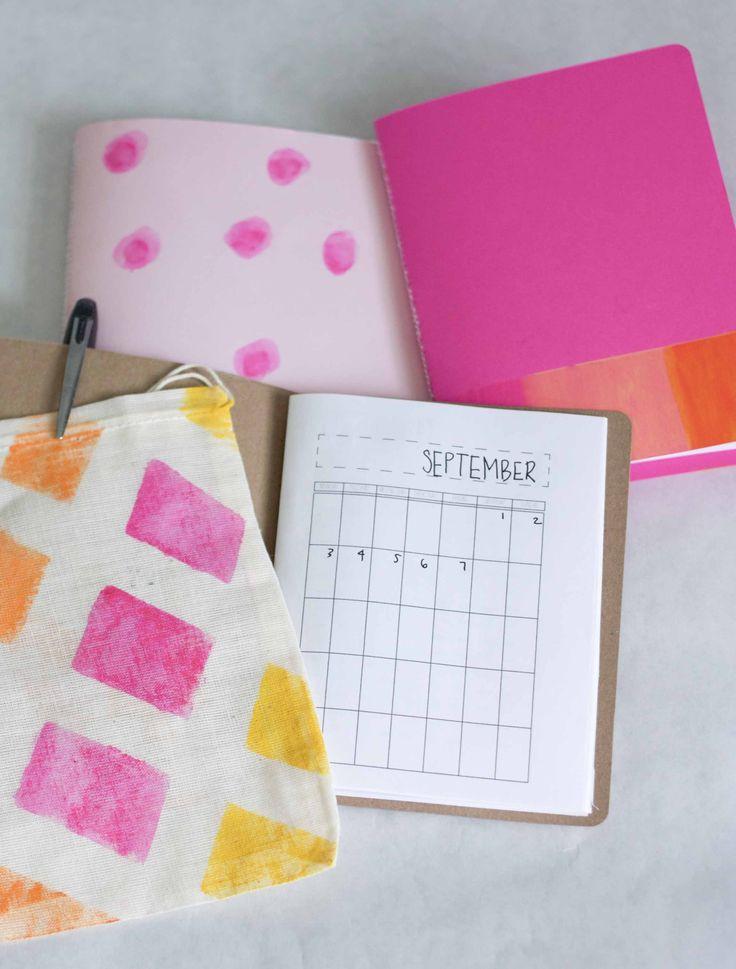 Diy Photo Calendar : Diy mini calendar i should make this pinterest