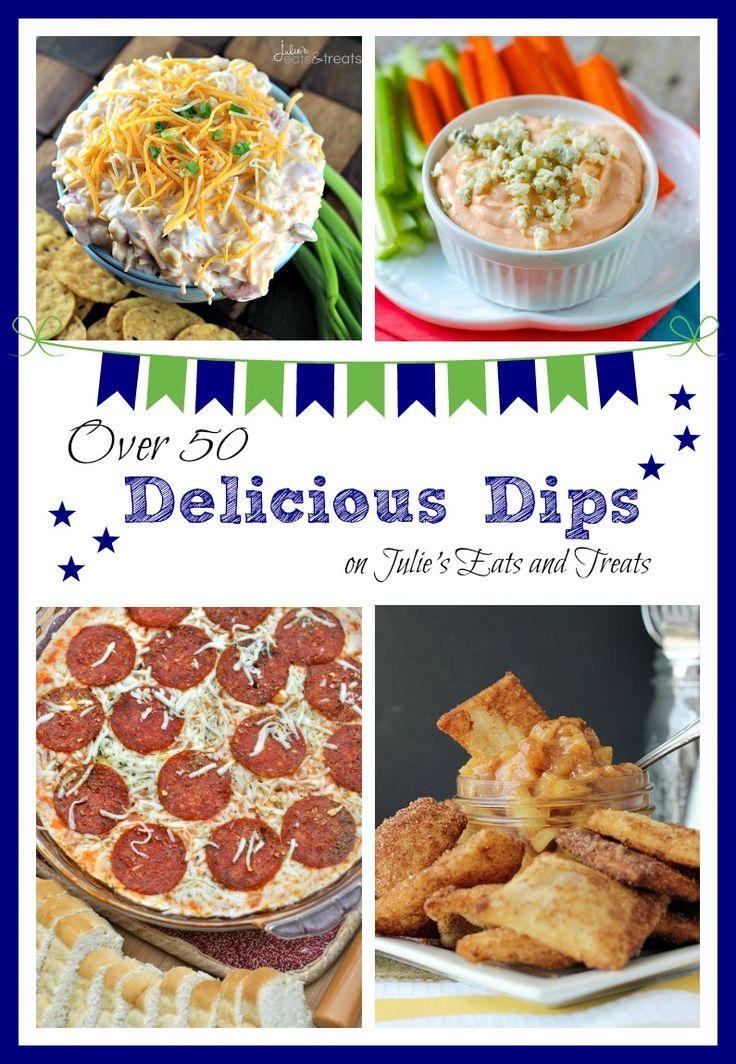 dr-drebeats.com Over 50 Delicious Dips