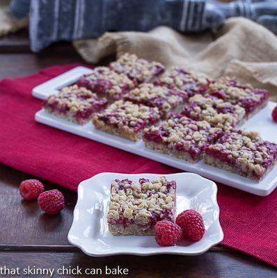 Raspberry Streusel Bars. | FOOD!!!! ^_^ YUM! | Pinterest