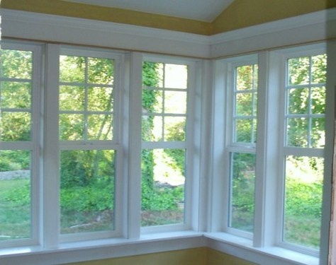 Sunroom window ideas