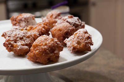 Apple Fritters | Food | Pinterest