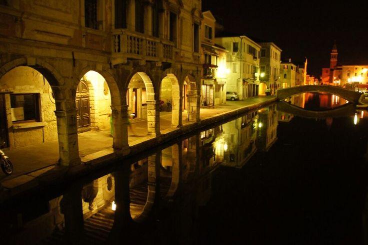 Chioggia italy near venice
