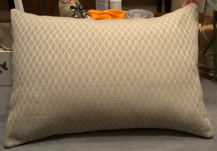 Diy Photo Throw Pillow : DIY Throw Pillow Sewing Pinterest
