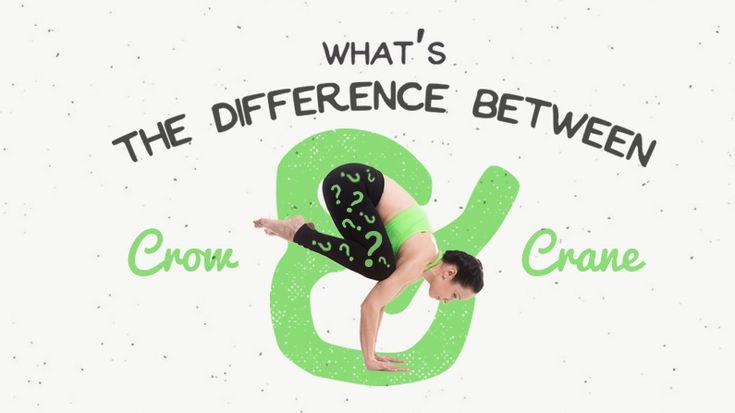 Yoga Workout: Crane Pose Stability Workout