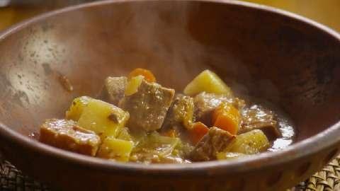 Slow Cooker Beef Stew I Allrecipes.com | CrockPot | Pinterest