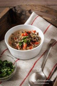 Wild Rice Chowder | Recipe