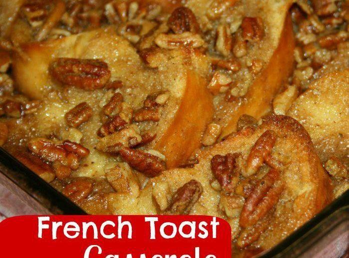 Frenchy Toast Casserole | food | Pinterest