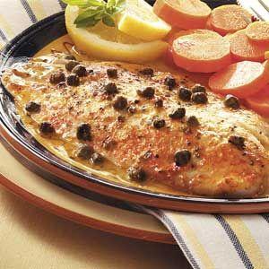 Baked Tilapia | Recipe