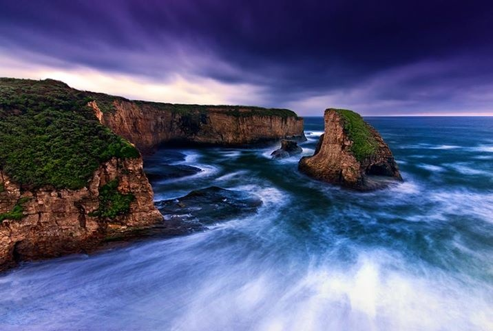 Davenport Beach Ca Beautiful Spaces And Places Pinterest