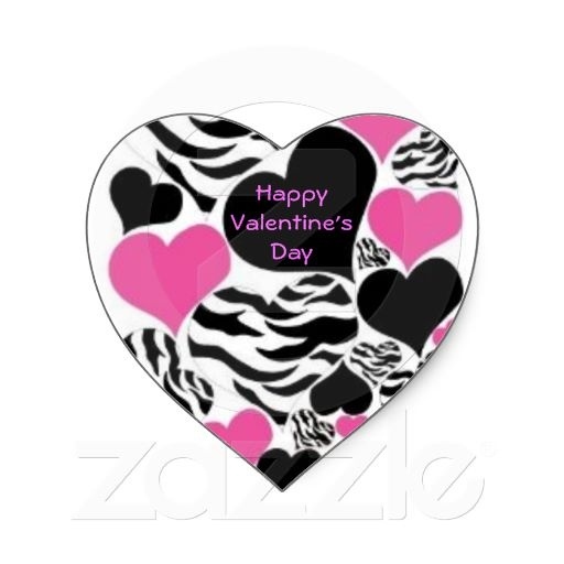 valentine's day zebra stuffed animal