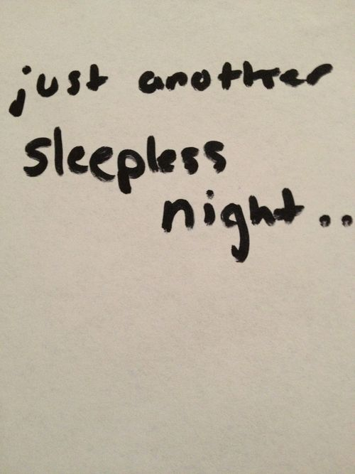 cant sleep quotes tumblr - photo #25