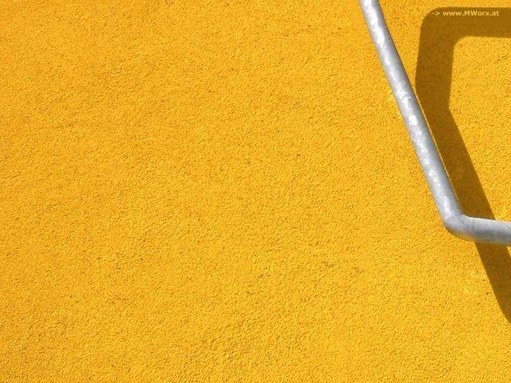 Yellow Wall  Shades of Yellow  Pinterest