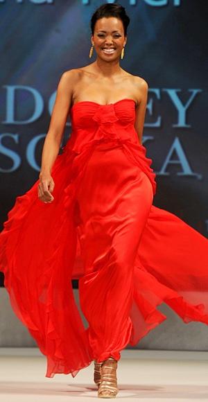 Aisha Tyler Heart Truth 2012 | Love & Life | Pinterest