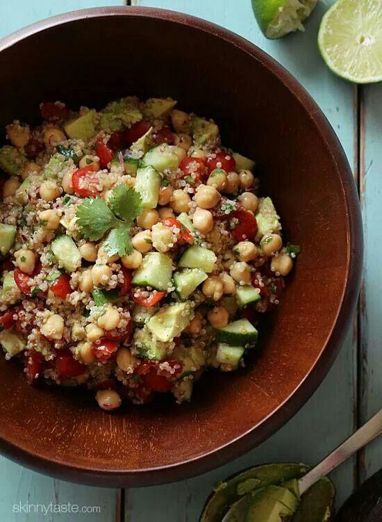 Quinoa Salad | Recipes | Pinterest