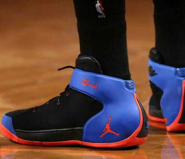 Carmelo shoes m8